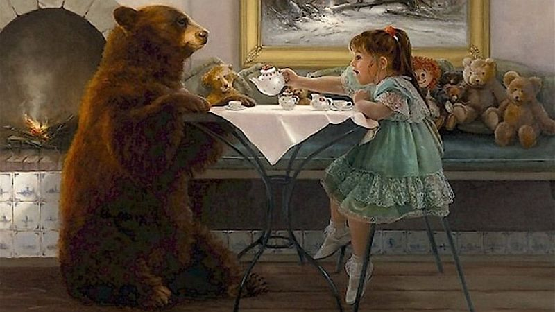 Quel prénom pour un ours en peluche -